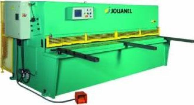 Foarfeci-ghilotine hidraulice CHS2506RM / CHS3208RM