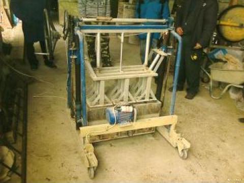 Masina de facut boltari de la Boltariproduct Srl