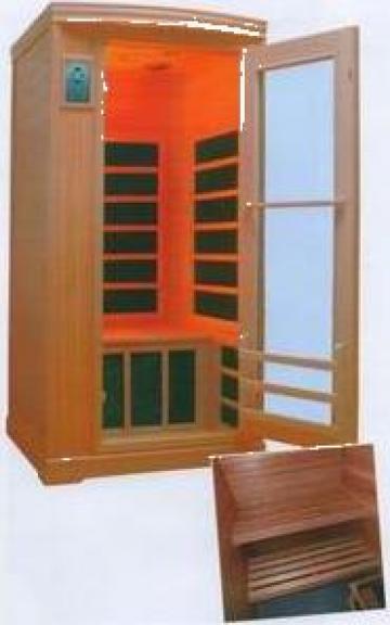 Sauna infrarosu Nordia Sun de la Teo Pool Construct