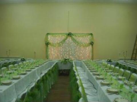 Aranjamente saloane nunti in Orsova si imprejurimi de la Momente De Vis Srl