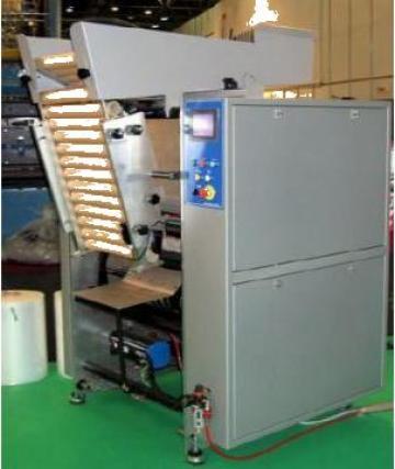 Derulator - reinfasurator automat folie stretch