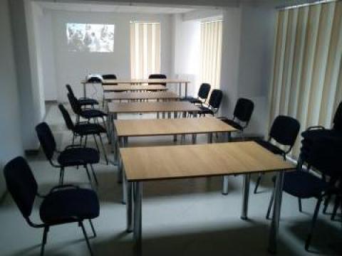Inchiriere sala de cursuri de la International Gsc Selvir Srl.