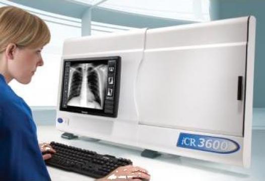 Sistem de digitalizare Computed Radiography System CR