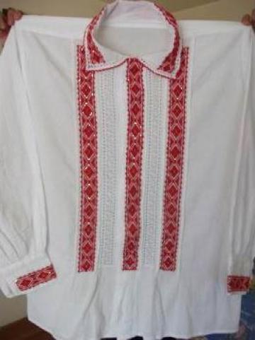 Camasa populara barbat zona Oltenia