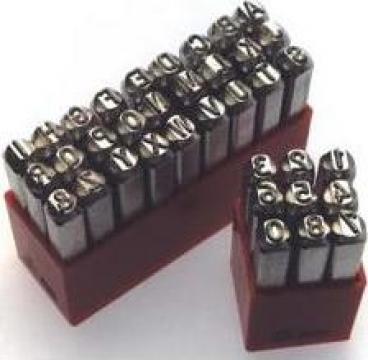 Aparat marcare prin lovire - caractere majuscule baton