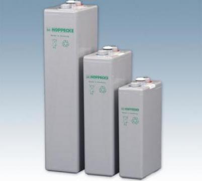 Baterii acumulatoare stationare Hoppeke/ Acumulatori de la Ecovolt