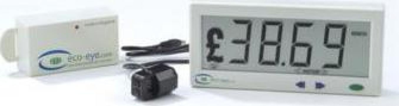 Dispozitiv masurare energie electrica Eco-eye de la Ecovolt