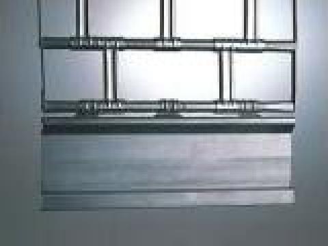 Grilaj metalic - tub drept Constanta de la Gamaterm Design