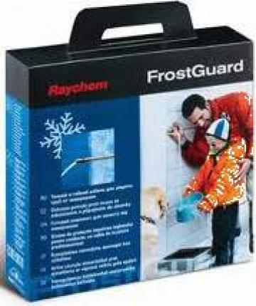 Sistem incalzire conducte protectie inghet Frostguard
