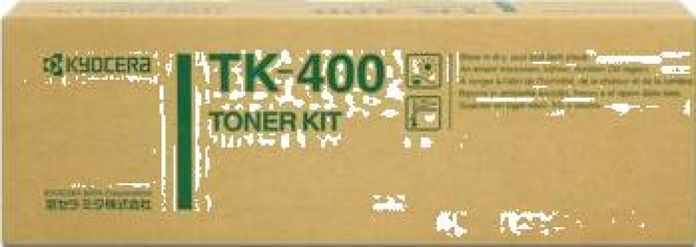 Piese Schimb Imprimanta Laser Original KYOCERA FK-400 de la Green Toner