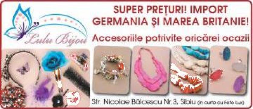 Bijuterii import Marea Britanie Lulu Bijou