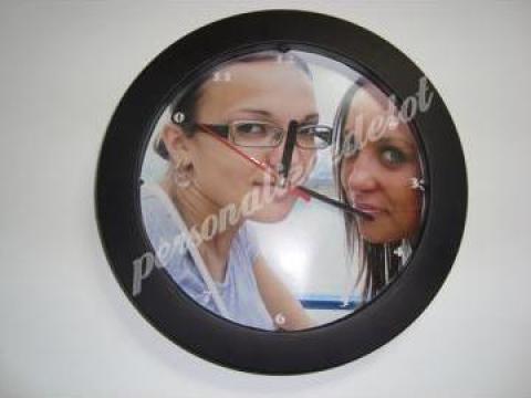 Ceasuri de perete personalizate de la Pfa Tebrian Constantin