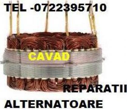 Reparatii alternatoare Mercedes 150A ,12 V-0123520006 de la Cavad Prod Impex Srl