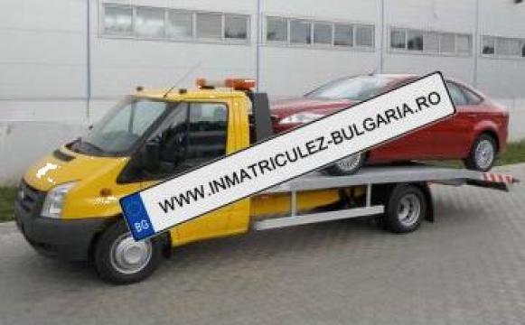 Inmatriculari auto in Bulgaria de la Inmatriculez-bulgaria.ro