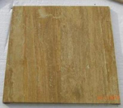 Placi travertin Yellow Vein Cut 30x60x2cm de la Geo & Vlad Com Srl