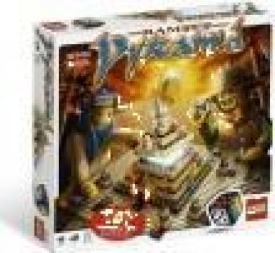 Joc Lego Piramida lui Ramses - L3843 de la Clever Toys Srl