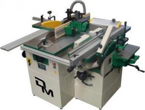 Masina combinata Universala pentru lemn cu 5 operatii