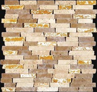 Mozaic piatra naturala de la Sunstone Design