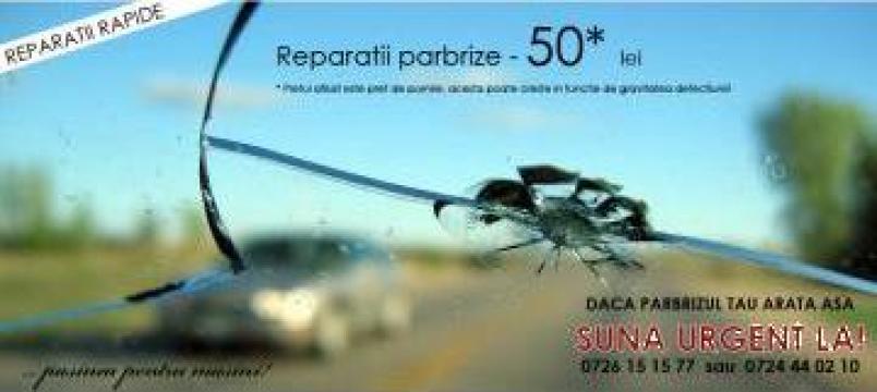 Reparatii parbrize Arad
