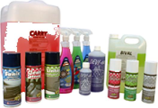 Detergent igienizant echipamente alimentare Eurosanix de la Tehnic Clean System