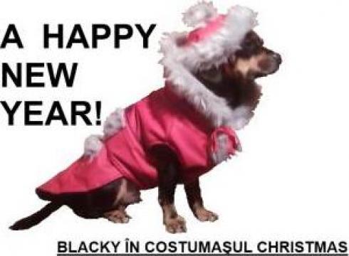 Haine caini Costum Christmas de la Bordula Euroanimode Srl
