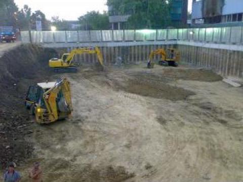 Lucrari de constructii de la Coly Trans