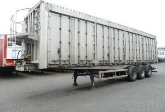 Semiremorca basculabila GT Trailer 65 mc, abs, alumini de la Kleyn Trucks Bv