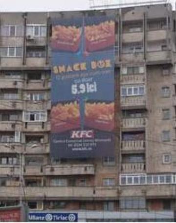 Banner, mesh de la Skeye Blue Advertising Srl