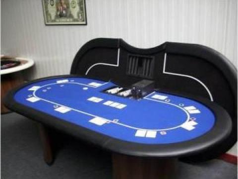 Masa de poker pret gambling chip set