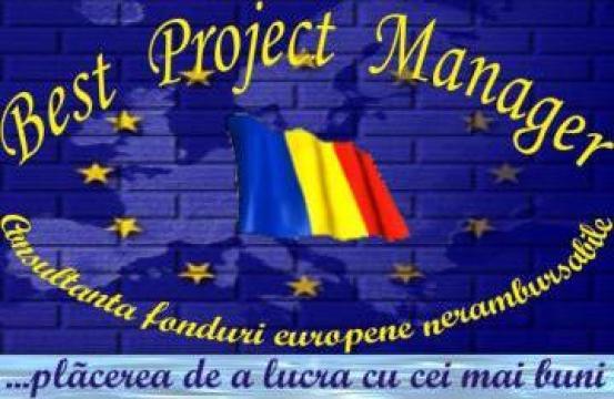 Studii de fezabilitate pentru obtinere fonduri europene de la Mep Project Design Srl