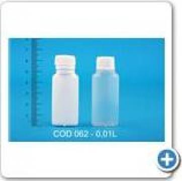 Sticluta plastic la 0,01 l de la Vanmar Impex Srl