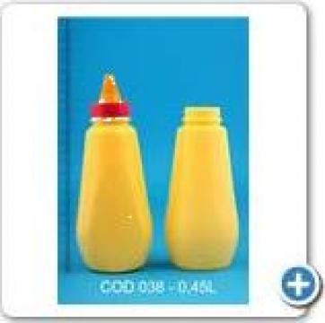Flacon plastic la 0,45 l de la Vanmar Impex Srl