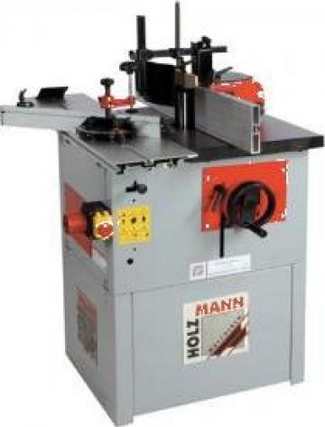 Masina de frezat cu ax vertical Holzmann FS 160L
