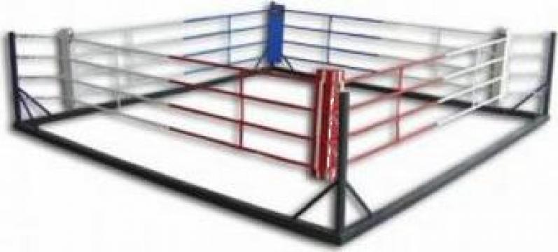 Ring box mobil de antrenament