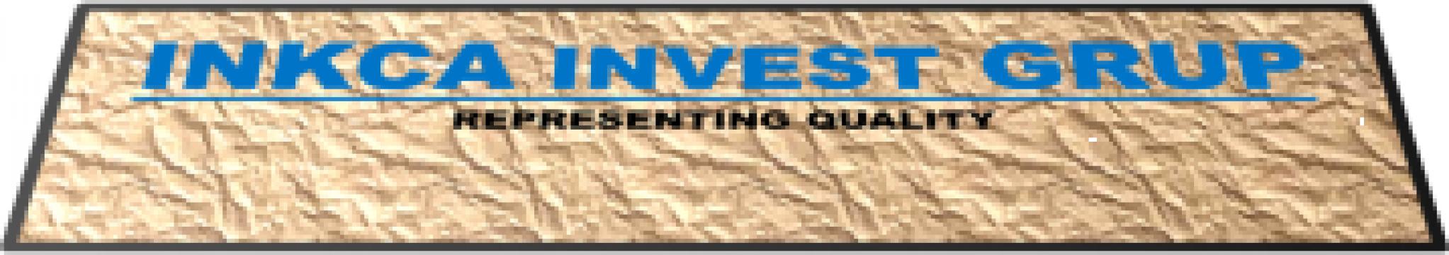 Tencuieli mecanizate de la Inkca Invest Grup