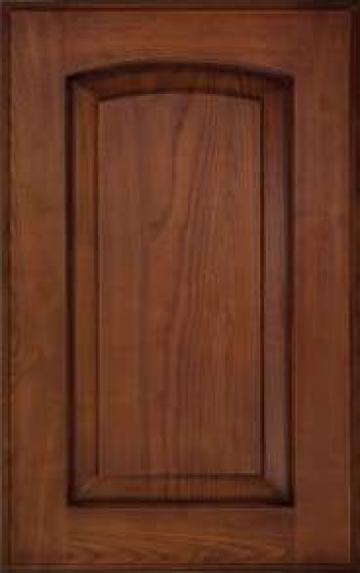 Front mobilier din lemn masiv Storica Noce - cu panou