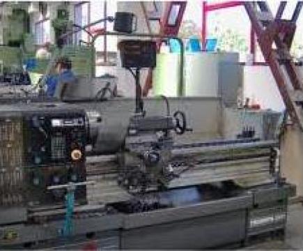 Prelucrari mecanice - frezare, strunjire, debitare de la Rulhaus Srl