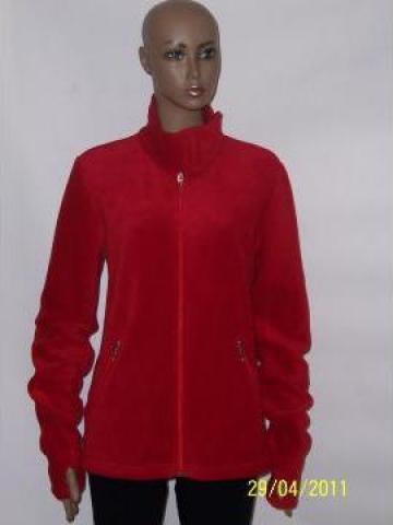 Jacheta femei din polar fleece 280g/m2