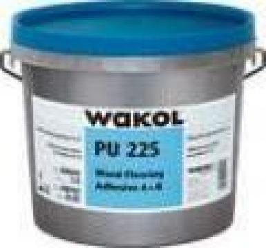 Adeziv bicomponent pentru parchet PU 225 de la Alveco Montaj Srl