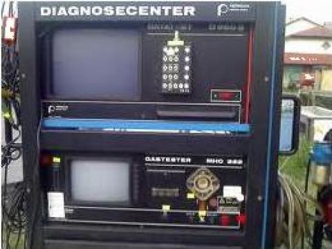 Diagnoza transpalete si electrocare