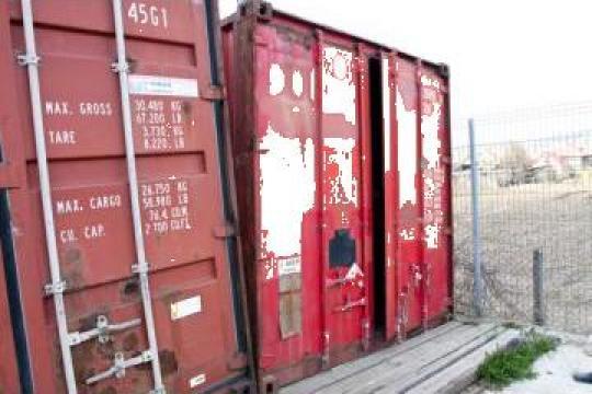 Container Maritim de la Kingvan Import Export S.r.l