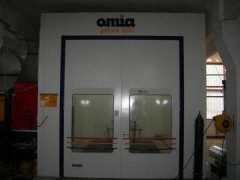 Cabina de vopsit Omia Galixia de la Meteor Shop & Service Srl