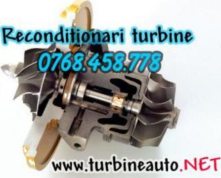 Reconditionari turbosuflanta turbina Garrett Audi, Skoda de la Turbineauto.net