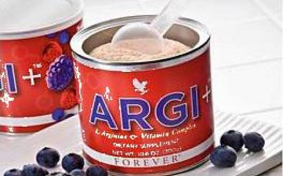 Aminoacid Forever ARGI+ de la Bagdasar International Srl
