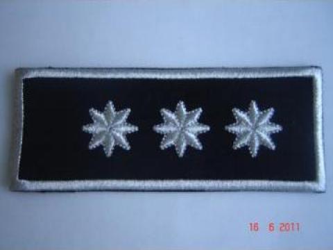 Grad grade Politia Locala epoleti ecuson de la Makaz
