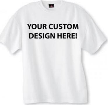 Personalizari tricouri, cani, puzzle A4 si A3 de la Merlino Design