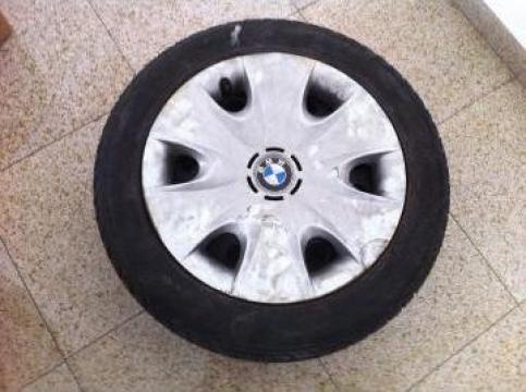 Ansambluri roti cu capace BMW