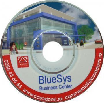 CD, disc de prezentare de la Pfa Softdesign Pro