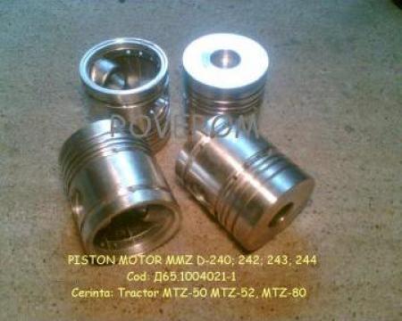 Piston motor Motor: D-240; 242; 243; 244