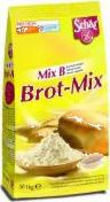 Faina fara gluten pentru paine 1 Kg de la S.c. Bioshoping Organic S.r.l.
